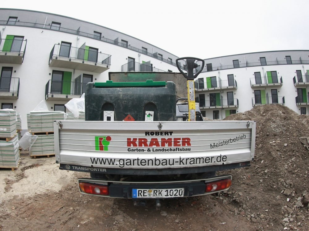 KRAMER Baustelle Barop
